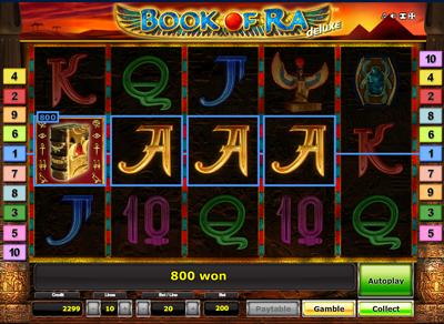 Real Slots Book Of Ra