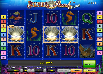 Free Dolphins Pearl Slot