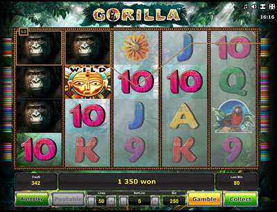 online slot games for money gorilla spiele