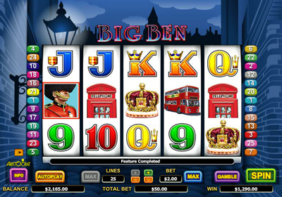 Spiele Big Ben - Video Slots Online