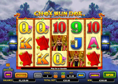 Choy Sun Doa Slot Game Free Best Real Money Online Casino