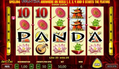 Panda Free Slots
