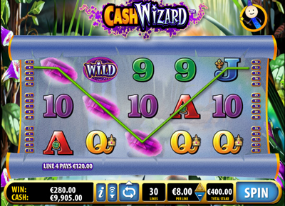 free slots cash wizard download