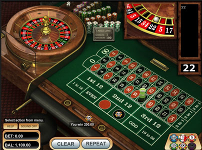 roulettes casino online fast money