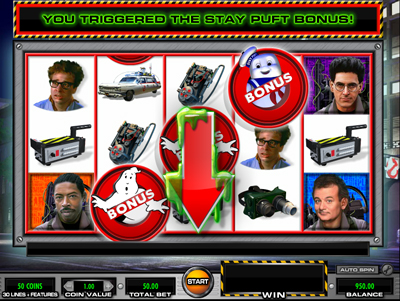 Spiele Ghostbusters - Video Slots Online