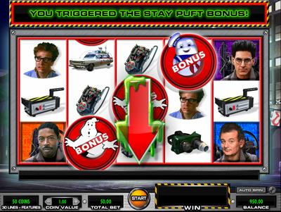 Ghostbusters Free Slots