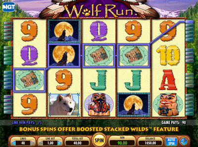 free online slot machines wolf run play online casino