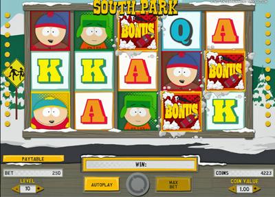 Southpark Slots