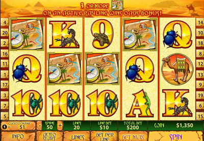 Ocean Treasure Slots - Play for Free or Real Money