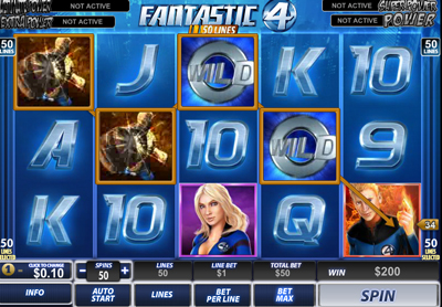 fantastic four games free online cartoon games