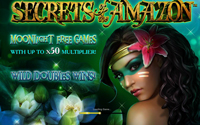 Secrets of the Amazon Slots