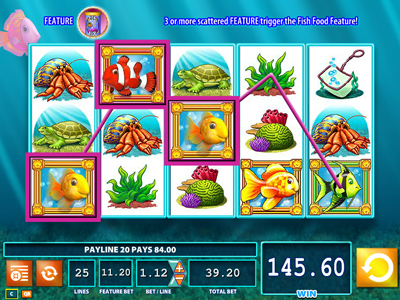 Play Goldfish Slot Machine Online Free