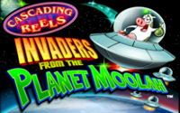 Invaders form the Planet Moolah Slots