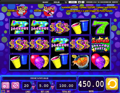 play jackpot party slot machine online online casino